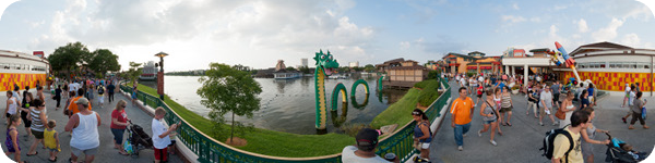 Orlando - Downtown Disney